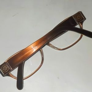 Tory Burch eye glasses brown frames prescription